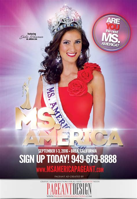 48 Best Images About Pageant Flyers Promo Items
