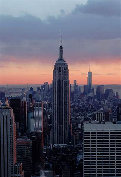 Empire State York Building Ways Without Sunset