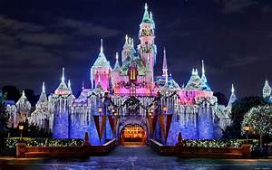 Disneyland wallpaper | ... Disneyland Tourist Places in ...