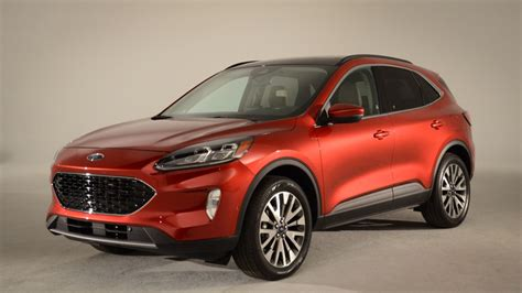 2020 Ford Escape by 2020 Ford Escape Reviews Price Specs Features And