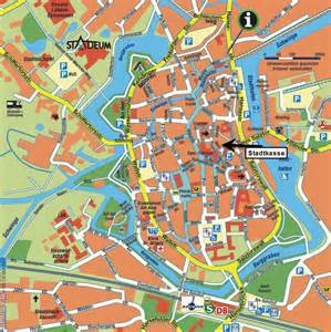 Lubeck Germany Map