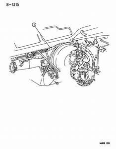 Buy 1995 Dodge Ram Van Engine Compartment Wiring Harness