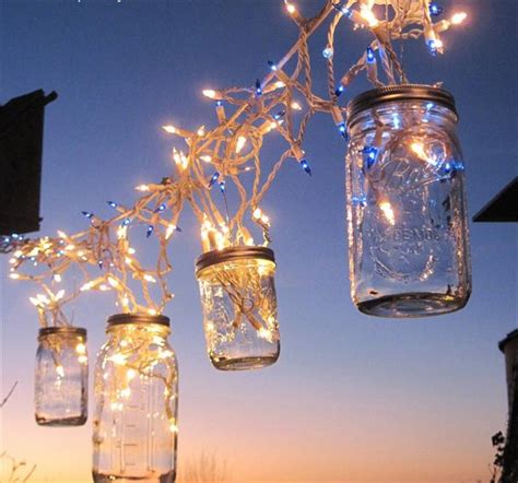 diy beautiful jar lighting ideas diy and crafts