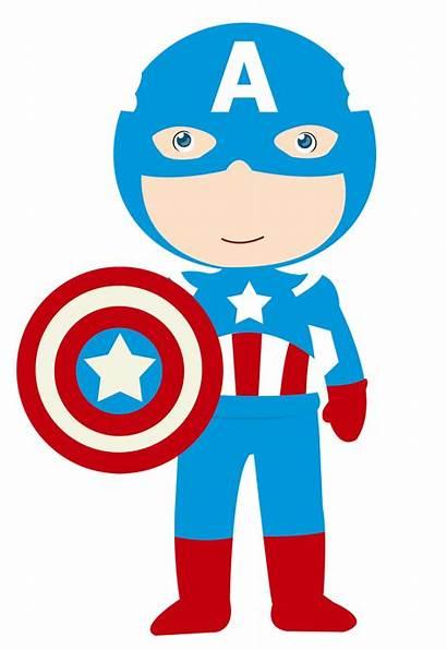 Super Superhero Clip Clipart Avengers Avenger Babies