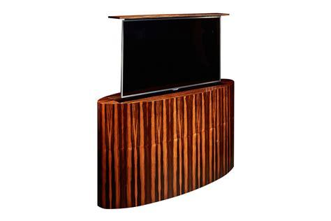 elevate unfinished motorized tv lift motorized tv lift cabinet cabinets matttroy