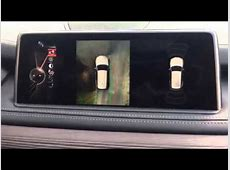BMW NBT Surround View Camera 360° X5 f15 YouTube