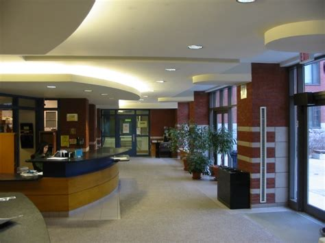 front desk innis college residence