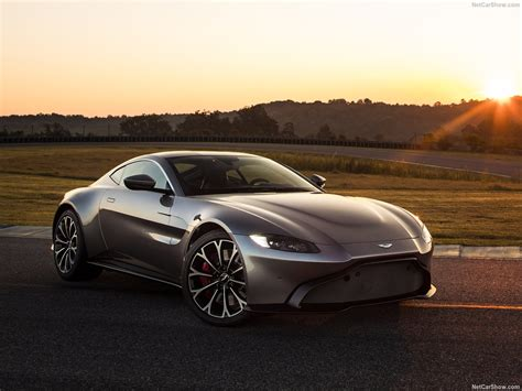 2019 Aston Martin Vantage by 2019 Aston Martin Vantage Carspyshots