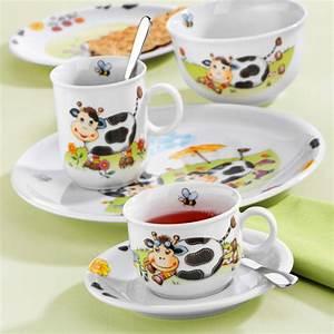 Buntes Geschirr Set : bunte kindergeschirr sets von der porzellan ~ Sanjose-hotels-ca.com Haus und Dekorationen