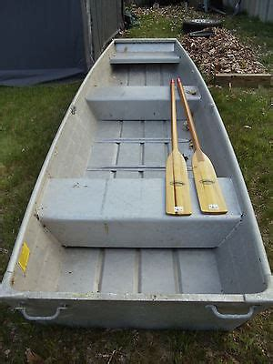 12 Foot Jon Boat Price by 12 Flat Bottom Jon Boat Boats For Sale