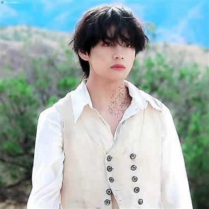 Gifs Taehyung Heart Bts 소년 Bangtan Jungkook