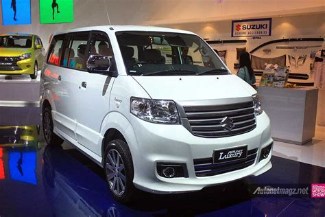 Review Suzuki Apv Luxury by Suzuki Apv Luxury 2 0 Di Iims 2014 Autonetmagz Review