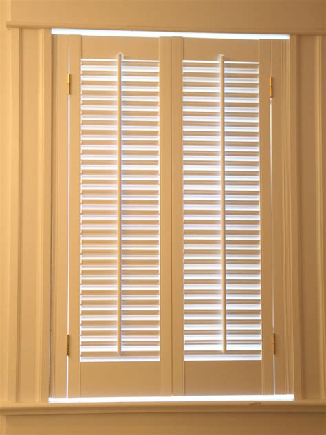 Interior Plantation Shutters by How To Install Interior Plantation Shutters How Tos Diy