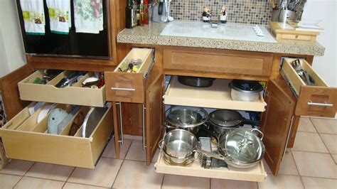 ideas for inside kitchen cabinets smart kitchen storage cabinets the home redesign 7397