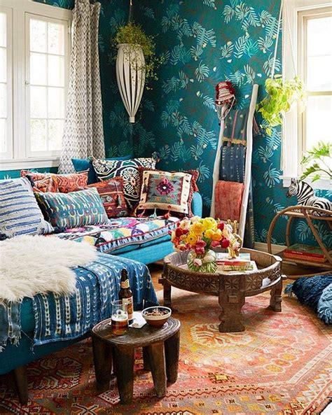 bohemian living room ideas  gorgeous  personal