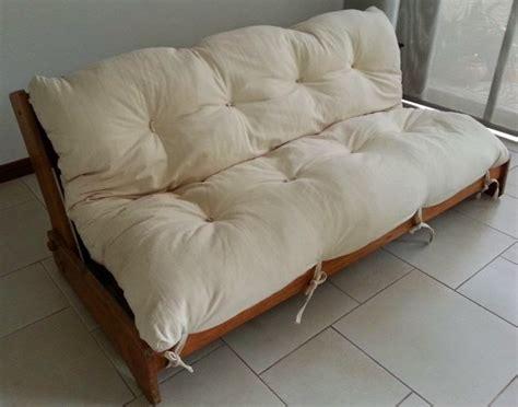 comfortable futon mattress futon mattress pad how to make it comfortable homesfeed