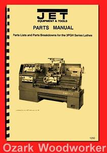 Jet Model 3pgh 14x40 Metal Lathe 1440 Wiring Diagram