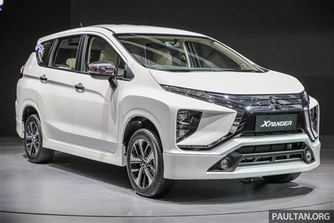 Mitsubishi Xpander Modification by Giias 2017 Mitsubishi Xpander Bodykit Accessories Paul