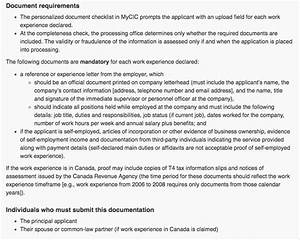 Reference Letter for Canadian Immigration ...