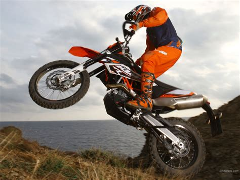 Ktm 690 Enduro R Supermoto