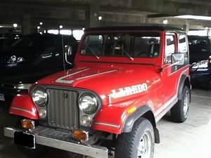 1983 Amc Jeep Cj7 Laredo 4x4