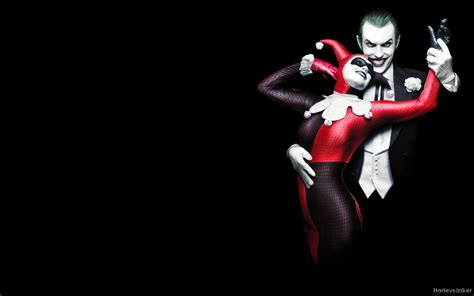 Alex Background Joker And Harley Of Alex Ross S With The