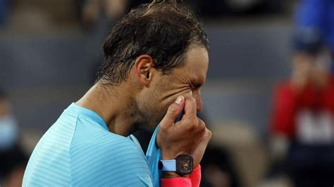 The one million euro watch that gave Rafa Nadal luck at ...