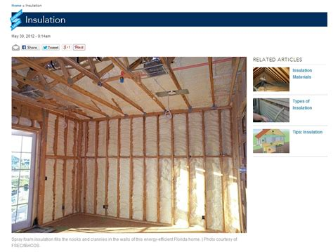 energy efficiency choosing   insulation
