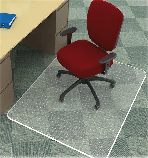 Under Chair Mat Qconnect, Carpet Protection, 120x90cm