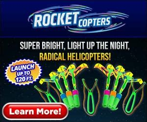 nick cannon rocket copters  ncredible