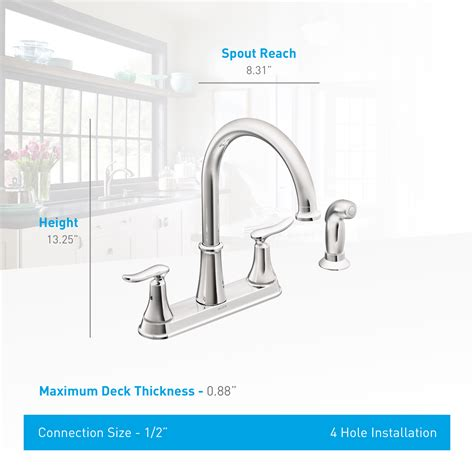 moen solidad kitchen faucet moen solidad kitchen faucet 28 images moen 87559csl