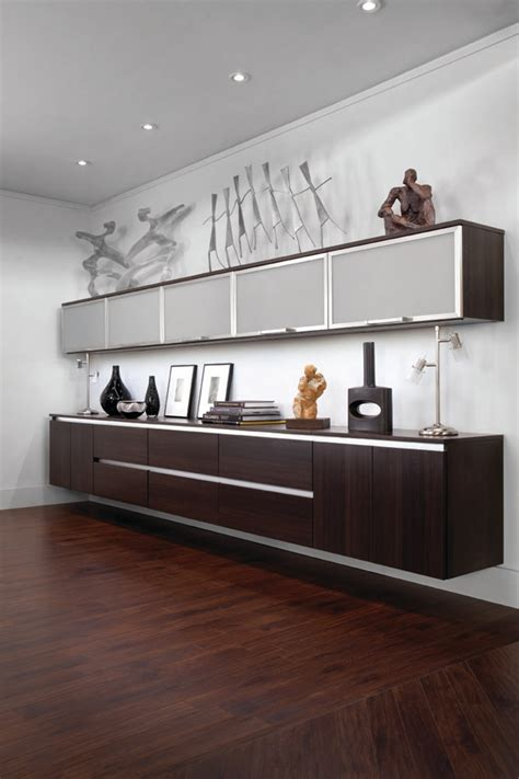 glamorous office credenza in home office modern with lift up cabinet doors next to wall mounted