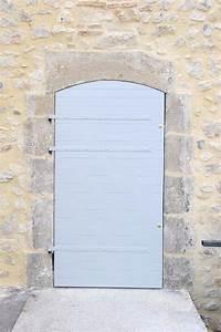 Fabriquer Volet Bois : fabriquer une porte de garage en bois ~ Nature-et-papiers.com Idées de Décoration