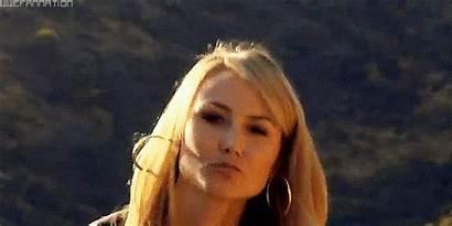 Stacy Keibler Wwe Blonde Dance Carlton Divas