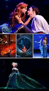 32 best The Little Mermaid the Musical images on Pinterest ...