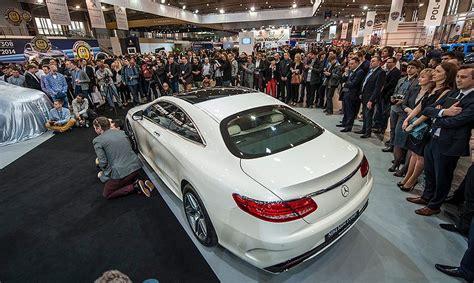 Mercedes-benz Na Motor Show Poznań