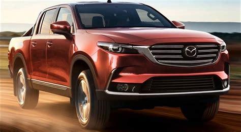 2019 Mazda Bt50 Will Use Kodo Design And Isuzu Dmax