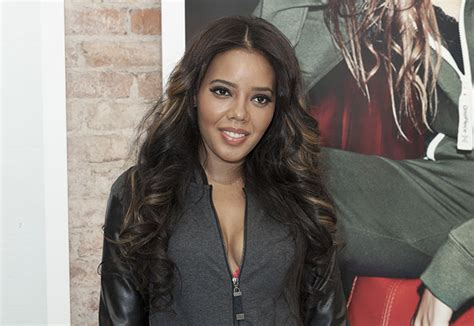 Angela Simmons Is Engaged, But Won't Say To Who