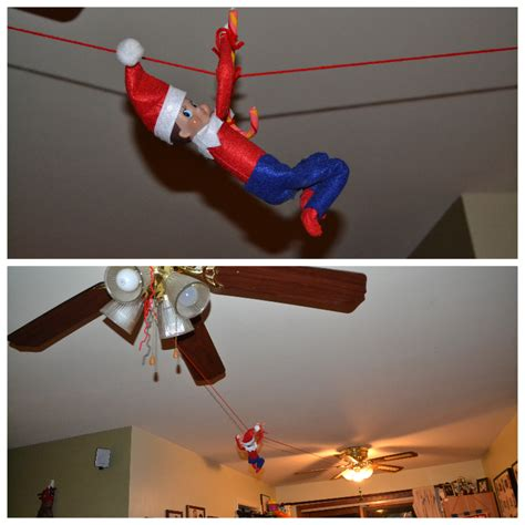 Creative Elf On The Shelf Ideas - Week Two