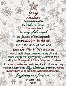 Christmas Prayers For Children myideasbedroom com
