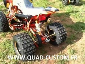 Quad 125cc Panthera : quad enfant ado xxl kawa style 125cc panthera youtube ~ Melissatoandfro.com Idées de Décoration