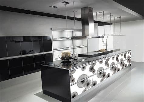 disenos de cocina en color negro