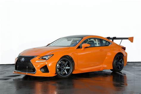lexus rc modified modified lexus rc f and gs f revealed by gordon ting