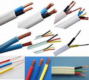 Types Of Electrical Wires And Cables J Type Thermocouple