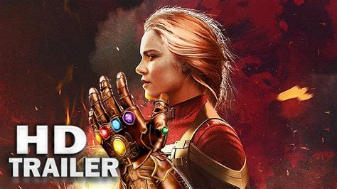 Captain Marvel  Teaser Trailer (2019 Movie)  Brie Larson