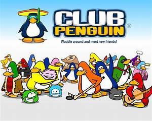 Club Penguin Wallpaper - Club Penguin Wallpaper (3099377 ...
