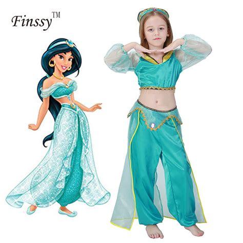 compra princesa jasmine costume  al por mayor de