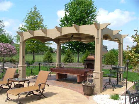 pergolas contemporary patio cincinnati by ohio