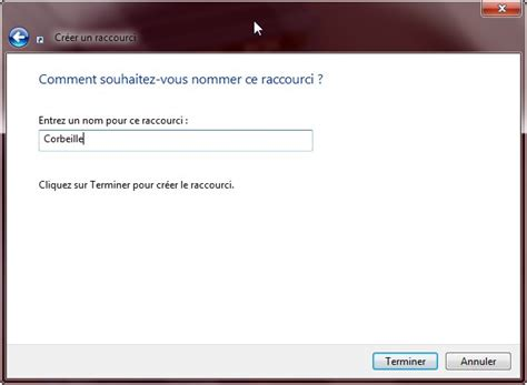 windows 7 ajouter la corbeille 224 la barre de t 226 ches