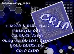 Crip Gang Quotes. QuotesGram